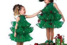 Новогодние костюмы детям.