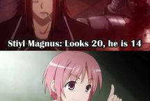 Anime Rules & Facts