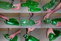 Plastic bottle it