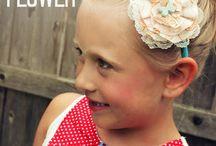ideas for little girls / by Gayle Schmitt