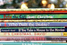 Christmas Reads and Bookish Christmas Decor