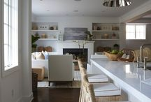 Designer Kate Jackson's Coastal Inspiration / The Rhode Island-based designer shares the beach-inspired looks she's loving right now. / by Coastal Living