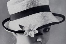 Vintage hat: Jean Barthet / by Mary Robak