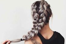 Hair braid hairstyles