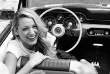 blake lively / by Hollins Glanzer