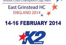 2014 EuroHockey Indoor Club Cup
