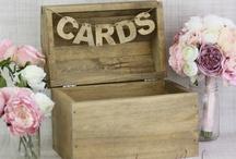 Card boxe wedding