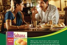 Suhana Spices / Communication campaign for Suhana Spices