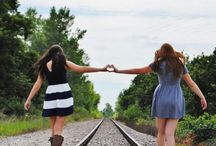 best friend photography