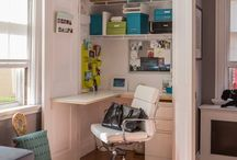 office within a room