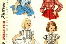 Vintage Sewing Patterns / by Lori Hernandez
