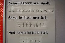 Handwriting / Ideas for teaching handwriting in the elementary classroom