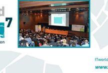 #ITWorldEDU7 en WTCB el 25 y 26 de Febrero 2015 / A l'ITWorld Edu 2015 es presenten les noves tendències en l'ús de la tecnologia a les aules.