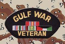 Gulf War-Kuwait 90-91