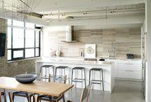 Soft Industrial Interior Design
