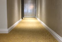 Corridor Carpeting