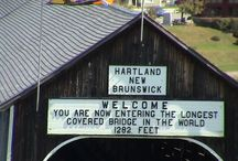Longest Covered Bridge in the World / by Carolyn Drost