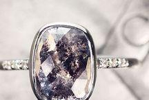 alternative diamond ring