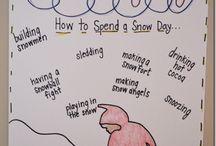 Kindergarten winter / by Meghan Piccinin