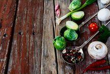 Cucina vegetariana / A tavola senza carne e pesce!