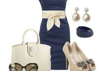 Dresses for a wedding invite