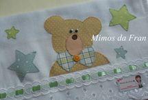 lençóis decorados