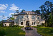 French Architectural Ideas / General french inspired design's internal and external