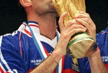 France 1998 World Cup. / My Favourite world cup as a 13 year old boy. All my favourite players. Zidane, Bergkamp and Rivaldo etc.. / by Lee Nixon