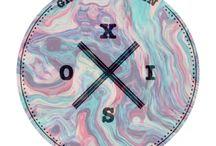 Logo / Oxis 812 logo