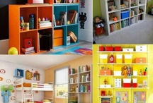 Storage solutions for kids