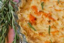 quiche surimi et fromage blanc