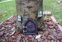 Faerie Homes / by Sarah Richardson
