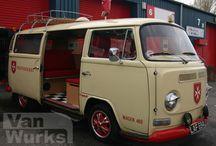 VW T2 1972 / ex Ambulance 1972 T2