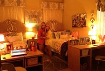 Dorm room ideas for Ken / by Deborah Parker