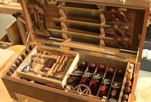Project Inspiration // Tool Chests / Look after your tools and they will look after you.