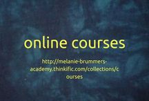 Online Courses by Melanie Brummer