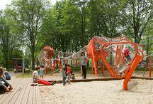Place zabaw / Stworzone dla dzieci, stworzone do zabawy