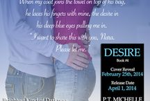 All things DESIRE  / All things related to BKoD book 4