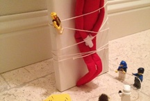 Elf on the Shelf Ideas / by Sue Kauffman