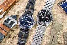 Orient Watch / - Orient Ray II Automatic Diving Watch FAA02004B9 - Orient Mako II Automatic Diving Watch FAA02002D9