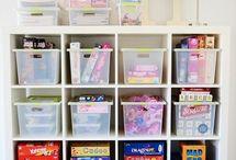 Хранение и организация