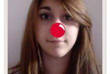 Jeu-concours Tous En Nez Rouge ! / Voilà toutes les photos reçues lors de notre concours de selfie avec l'application Nez Rouge du Rire Médecin !