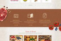 WEB дизайн / Дрочу на красивые сайты. Коллекция красивых сайтов #webdesign #web #design #сайты #дизайн сайтов