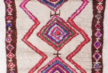 For the Home / BERBER MOROCCAN RUGS : BENI OUARAIN , AZILAL, BOUCHEROUITE