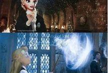 Disney Hogwarts