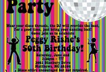 70's Decade Party Ideas