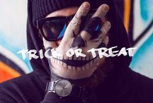 HALLOWEEN / Trick or Treat