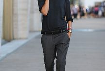 Street Style / Smart casual
