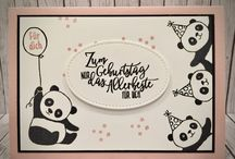 Stampin' UP! - Party-Pandas