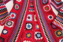 Crochet and knitting, hat, Scarf, scoodie, beanie, jacket, socks / Van alles wat ik ooit wil maken, wat je warm kan houden...